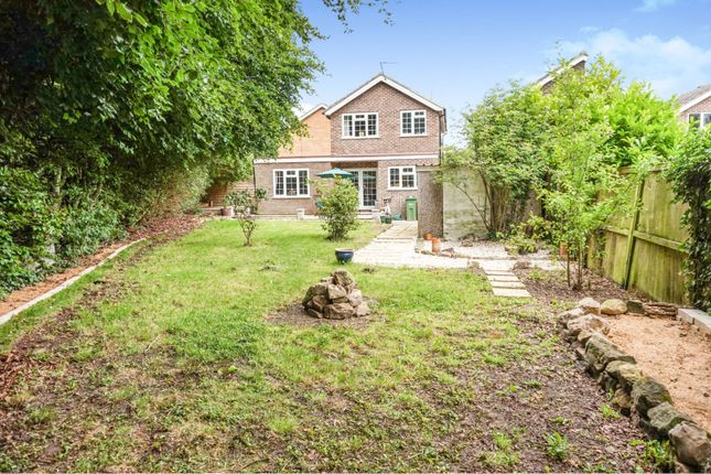 Thumbnail Detached house for sale in Barbers Drive, York