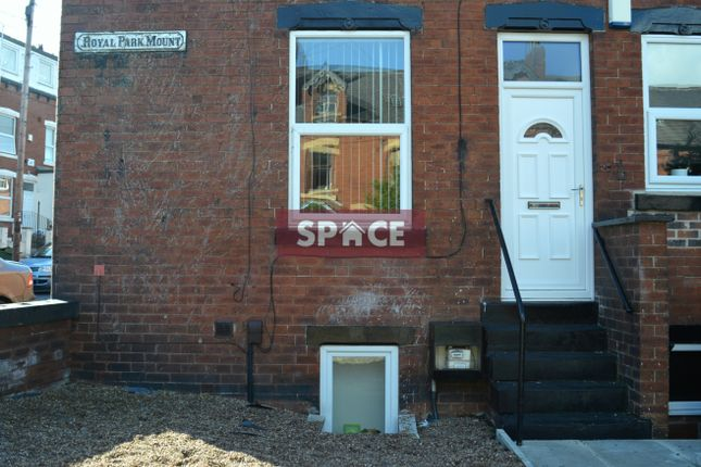 Thumbnail Terraced house to rent in Royal Park Mount, Leeds