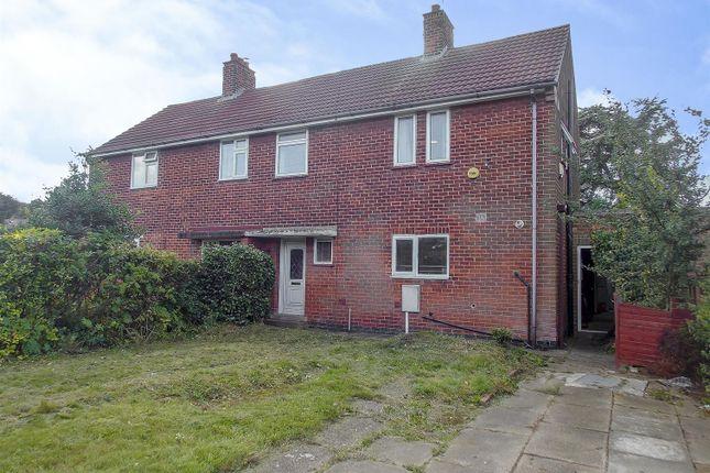 Thumbnail Semi-detached house for sale in Stevenson Avenue, Breaston, Derby