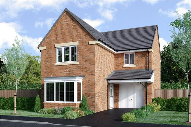 "Thumbnail Detached house for sale in ""Calder"" at Bryning Lane, Warton, Preston"