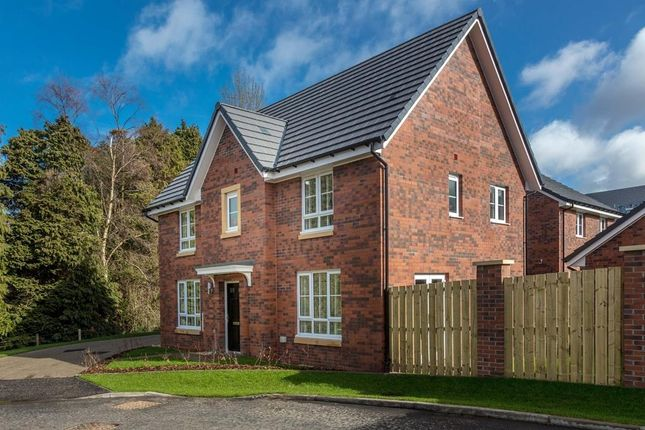"Thumbnail Detached house for sale in ""Craigston"" at Kintore Road, Glasgow"