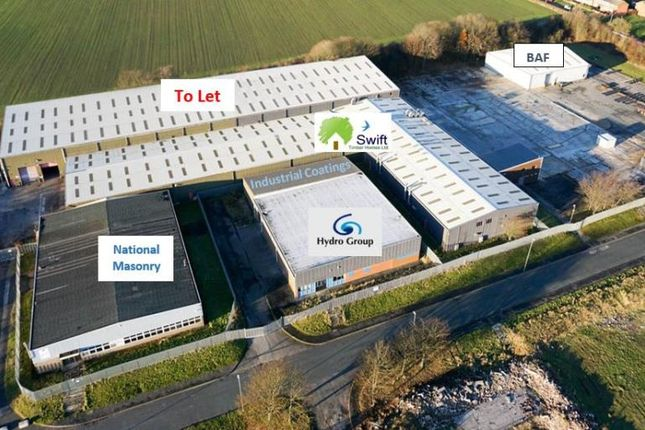 Thumbnail Industrial to let in Greenfield Industrial Estate, Catkin Way, Bishop Auckland