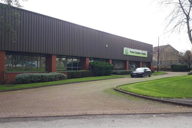 Thumbnail Light industrial to let in Units 1 - 4, Sirdar Business Park, Flanshaw Lane, Wakefield, West Yorkshire