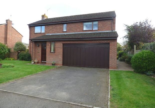 Thumbnail Detached house for sale in Magstones, Westmere, Hanley Swan