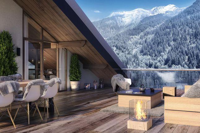 Example Balcony of La Plagne, Rhone Alps, France