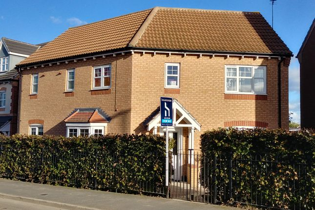 Thumbnail Detached house for sale in Grove Lane, Hemsworth, Pontefract