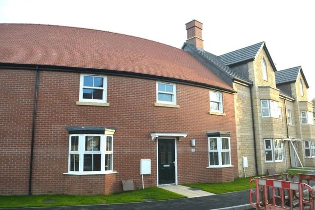 Thumbnail Semi-detached house for sale in Long Orchard Way, Martock, Somerset