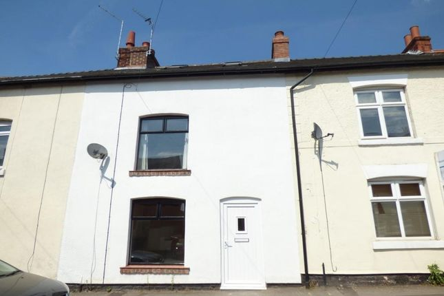 Thumbnail Terraced house to rent in Bosworth Road, Measham, Swadlincote, Derbyshire