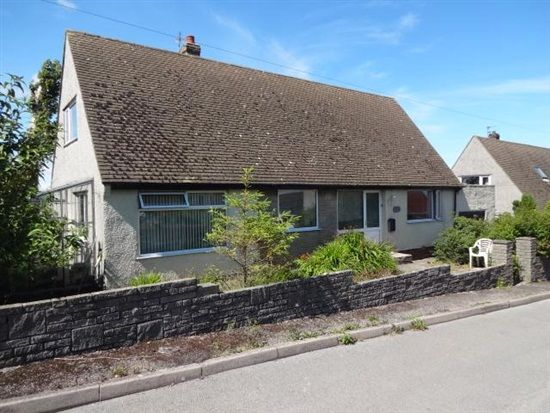 4 bed bungalow for sale in New Close, Newbiggin, Ulverston