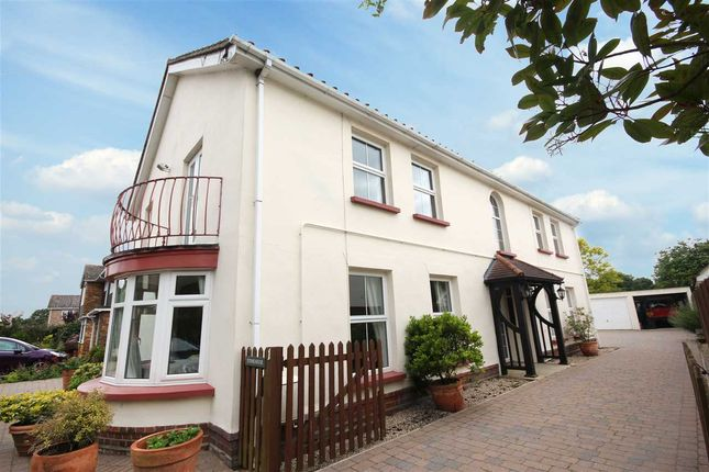 Thumbnail Detached house for sale in Vicarage Lane, Thorpe-Le-Soken, Clacton-On-Sea