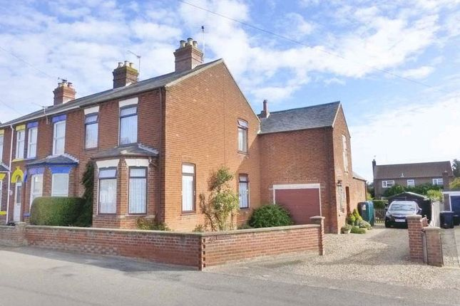 3 bed terraced house for sale in Black Street, Martham, Great Yarmouth