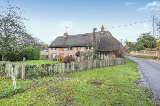 Thumbnail Detached house to rent in Redenham Park, Andover, Hampshire