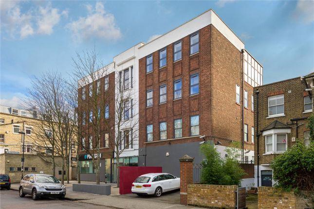 Exterior of Collingwood House, Mercers Road, London N19