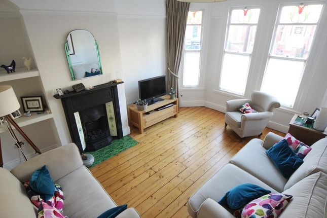 Thumbnail Terraced house to rent in Braunton Road, Aigburth, Liverpool