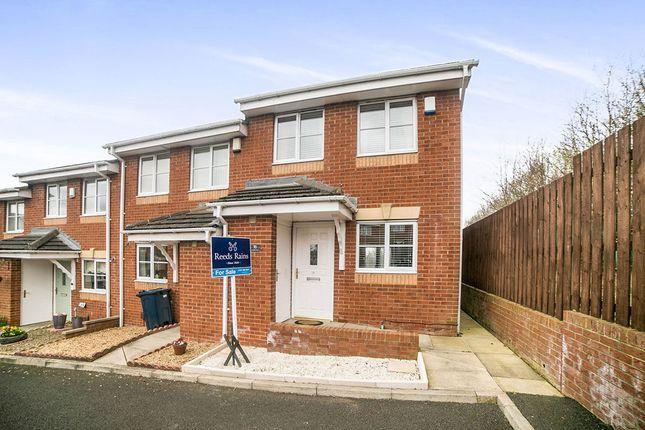 Thumbnail Semi-detached house for sale in Swindale Close, Blaydon-On-Tyne