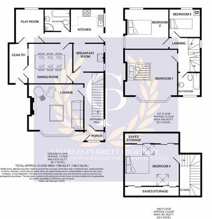 Floor Plan of Castle Road, Mumbles, Swansea SA3