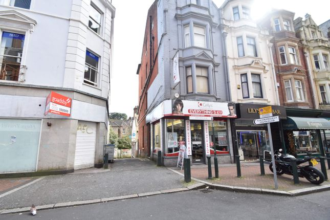 Thumbnail Retail premises to let in 104-104A Old Christchurch Road (Whole), Bournemouth