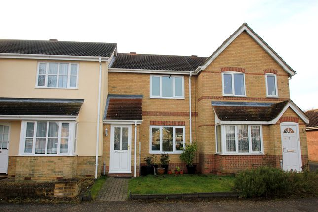 2 bed terraced house for sale in Wrights Way, Leavenheath, Colchester