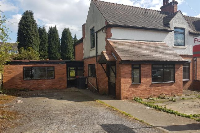 Thumbnail Semi-detached house for sale in Rotherhams Hill, Baddesley Ensor, Atherstone