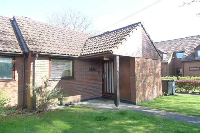 Thumbnail Semi-detached bungalow for sale in Riverslea Mews, Russell Drive, Christchurch