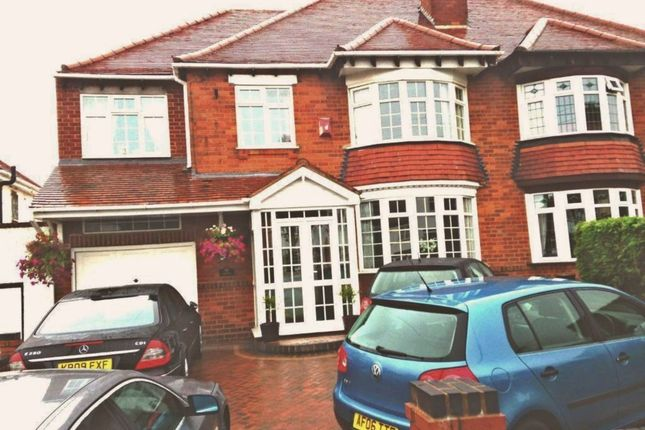 5 bed detached house to rent in The Broadway, Dudley
