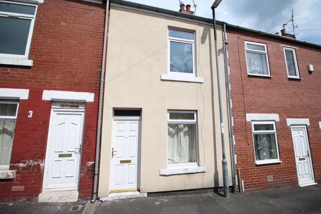 Thumbnail 2 bed terraced house to rent in Co-Operative Street, Goldthorpe, Rotherham
