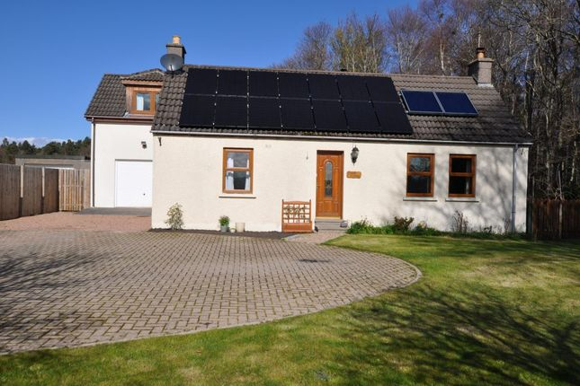 Thumbnail Cottage for sale in Forest Cottage, Kintessack, Forres