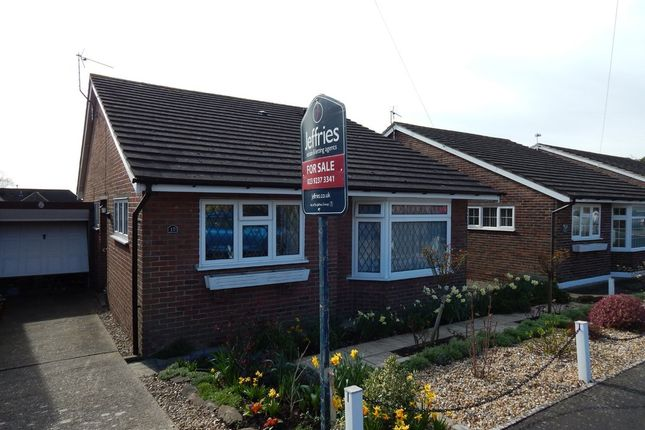 Thumbnail Detached bungalow for sale in Dene Hollow, Drayton, Portsmouth