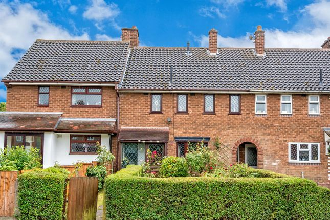 Thumbnail Terraced house to rent in Fountains Road, Bloxwich, Walsall