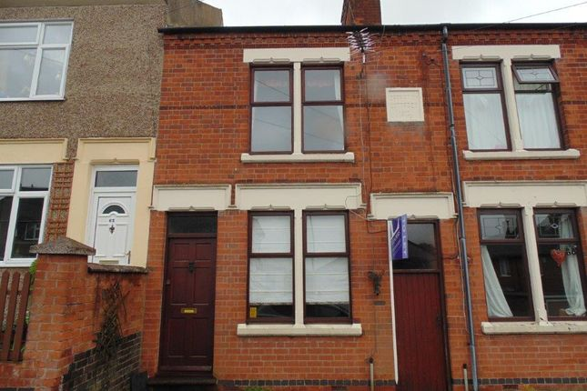 Thumbnail Terraced house to rent in Cemetery Road, Sileby, Loughborough