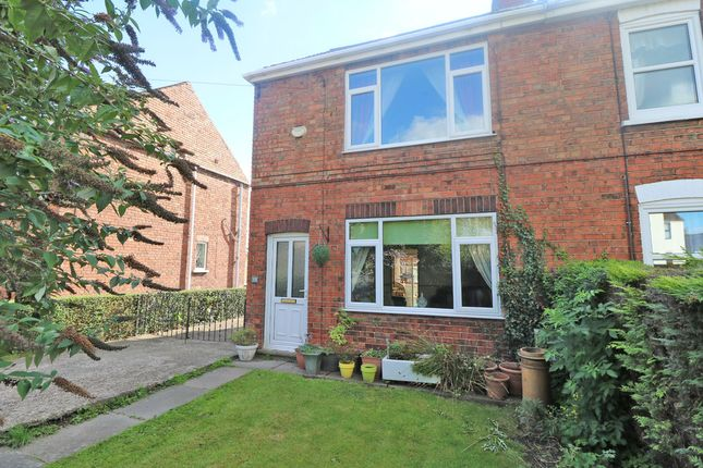 Thumbnail Semi-detached house for sale in High Street, Belton, Doncaster