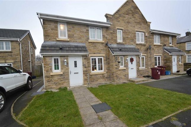 Thumbnail Town house to rent in Straight Mile Court, Burnley