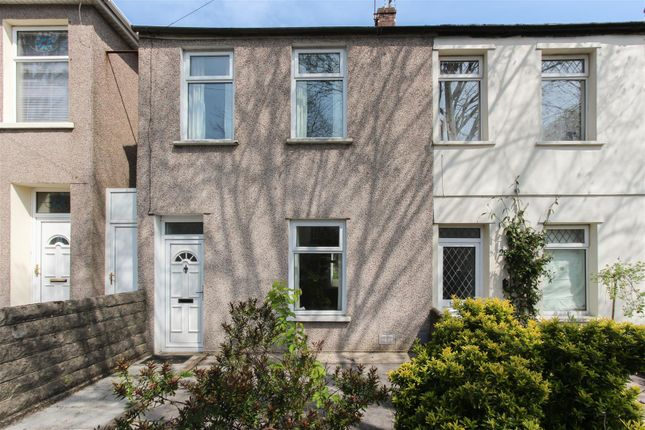 Thumbnail End terrace house to rent in Severn Grove, Pontcanna, Cardiff