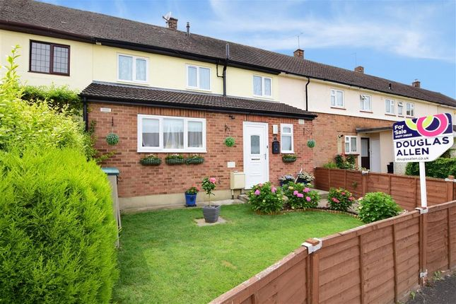 Thumbnail Terraced house for sale in Lancaster Close, Pilgrims Hatch, Brentwood, Essex