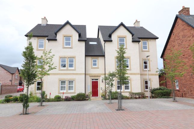 Thumbnail Flat to rent in Bishops Way, Dalston, Carlisle