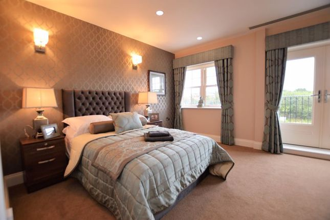 Thumbnail Flat for sale in Apartment 19, Stocks Hall Mawdesley