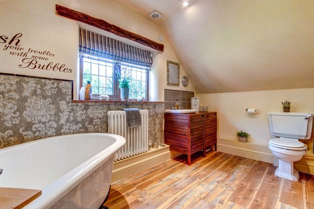 Bathroom of Rocky Lane, Bournheath, Bromsgrove B61