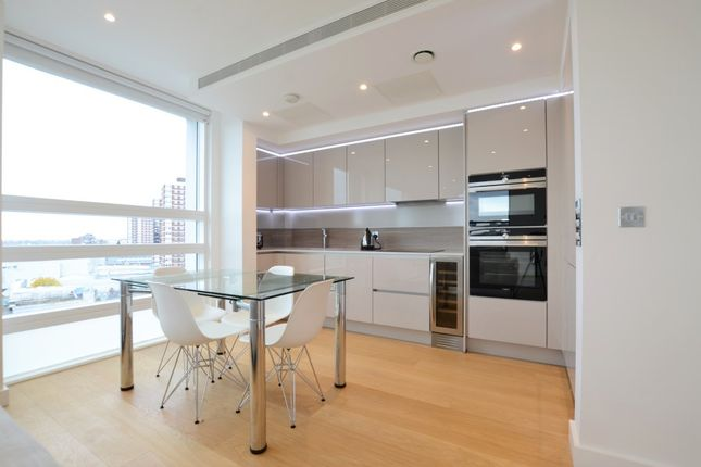 Thumbnail Penthouse to rent in Holland Park Avenue, London