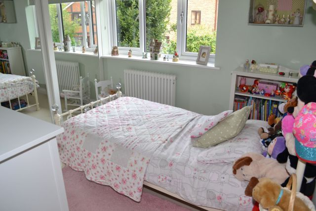 Bedroom Two of Attlee Close, Spinney Hill, Northampton NN3