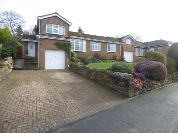 Thumbnail Bungalow for sale in Roewood Lane, Macclesfield, Cheshire