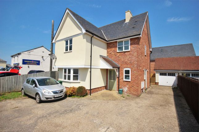 Post Office Cottages, Halstead Road, Eight Ash Green, Essex CO6