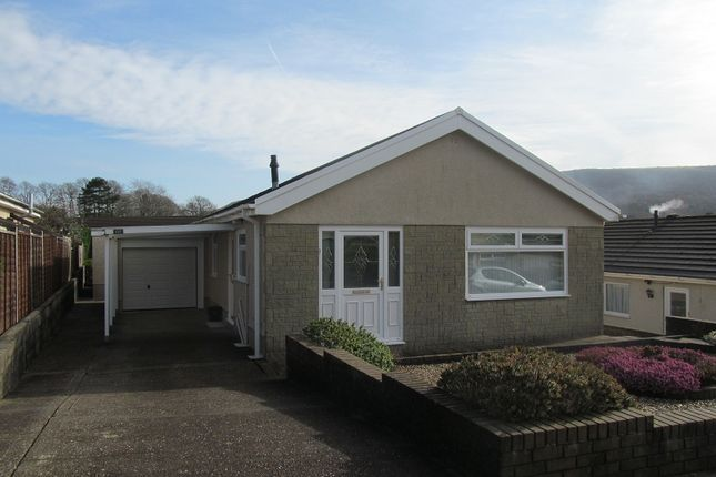 Thumbnail Detached house for sale in Kingrosia Park, Clydach, Swansea.