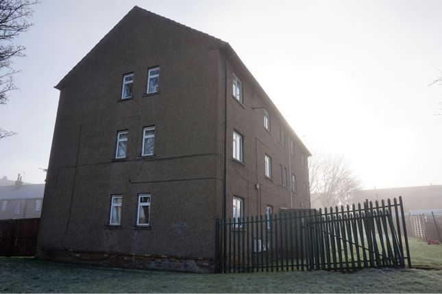 Rear View of Balcarres Terrace, Dundee DD4