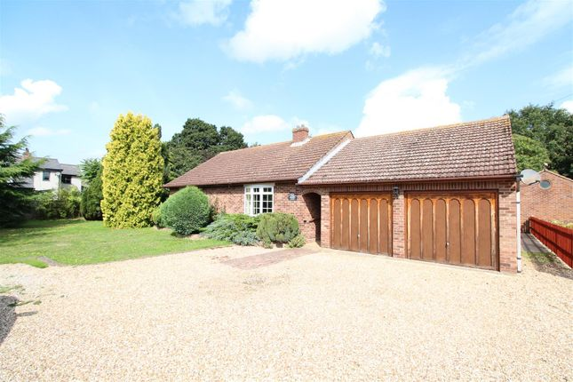 Thumbnail Detached bungalow for sale in Heath Road, East Bergholt, Colchester