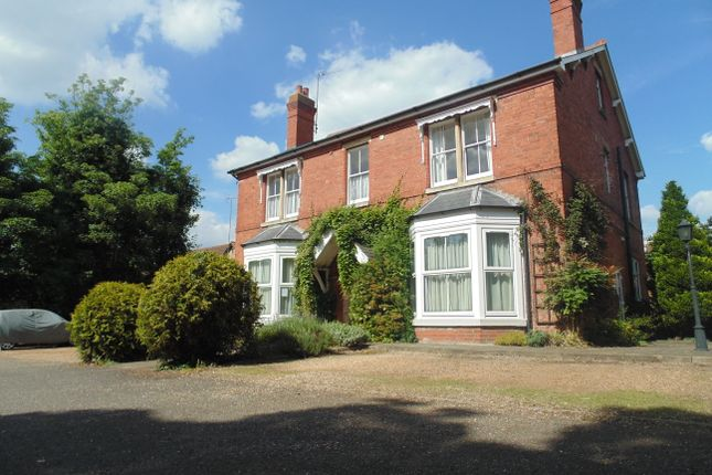 Thumbnail Flat for sale in Park Road, Rushden, Northants