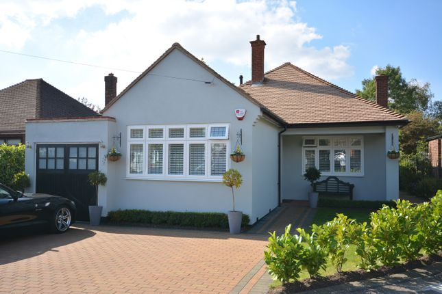 Thumbnail Detached bungalow for sale in Brook Close, Gidea Park, Essex