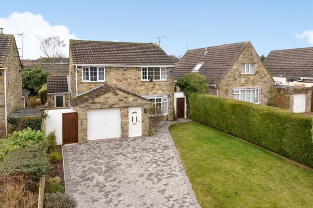 Thumbnail Detached house for sale in Ivy Lane, Boston Spa, Wetherby