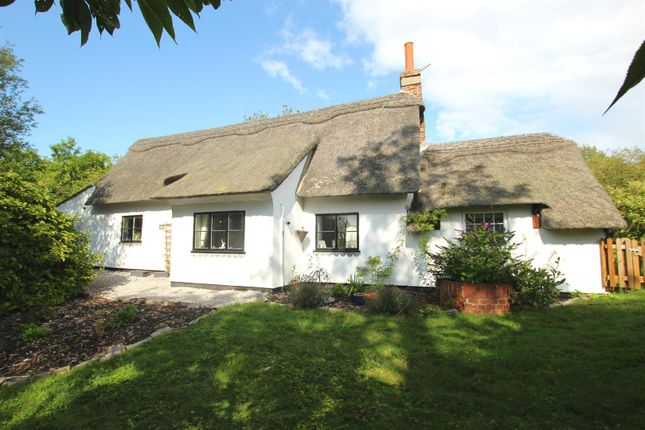 Thumbnail Cottage for sale in Church Lane, Elsworth, Cambridge