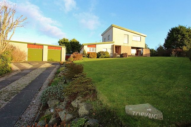 Thumbnail Detached house for sale in 'torvaig' Rowanshill Crescent, Stranraer