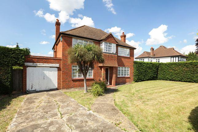 Thumbnail Detached house for sale in Grimwade Avenue, Croydon